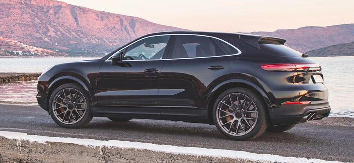 Porsche Cayenne Coupe S Specs Performance Data Fastestlaps Com
