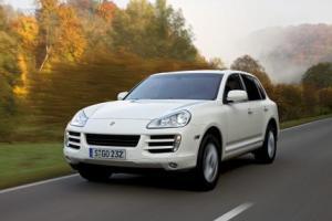 Picture of Porsche Cayenne Diesel (Mk I facelift)
