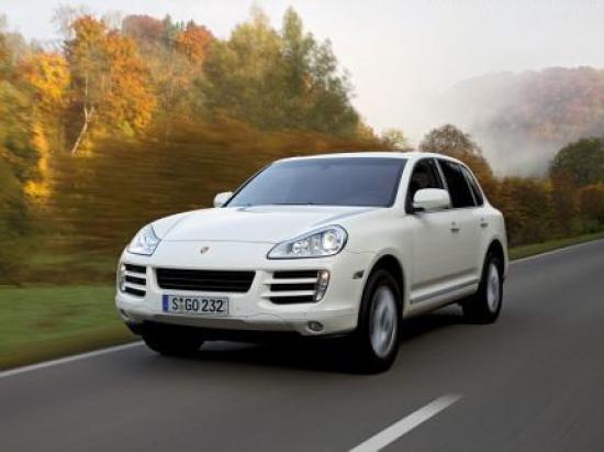 Image of Porsche Cayenne Diesel