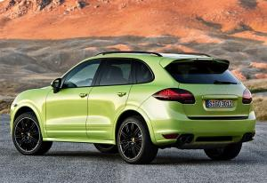 Photo of Porsche Cayenne GTS Mk II