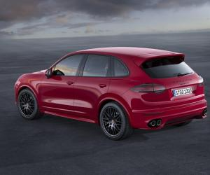 Picture of Porsche Cayenne GTS