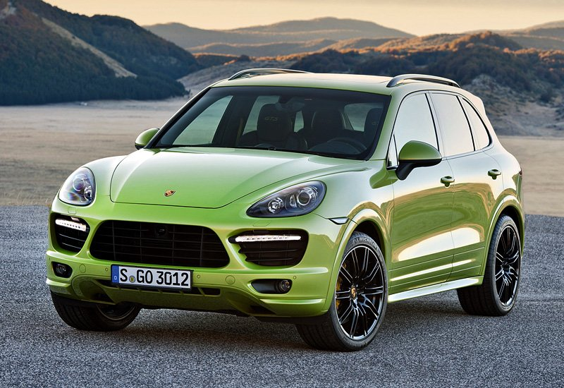 Porsche Cayenne Gts Mk Ii Laptimes Specs Performance Data