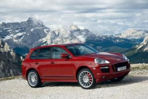 Picture of Porsche Cayenne GTS (Mk I facelift)