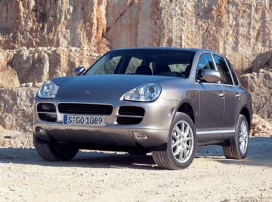 Image of Porsche Cayenne S