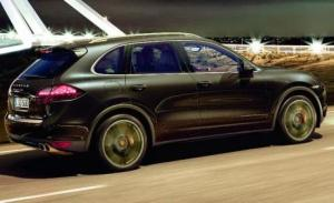 Photo of Porsche Cayenne Turbo Mk II