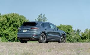Photo of Porsche Cayenne Turbo Mk III