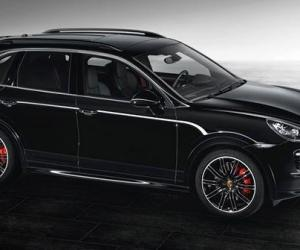 Picture of Porsche Cayenne Turbo Powerkit
