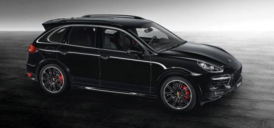 Image of Porsche Cayenne Turbo Powerkit