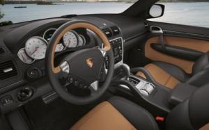 Photo of Porsche Cayenne Turbo S Mk I facelift