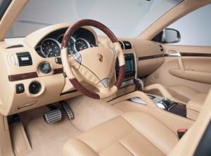 Photo of Porsche Cayenne Turbo S Mk I