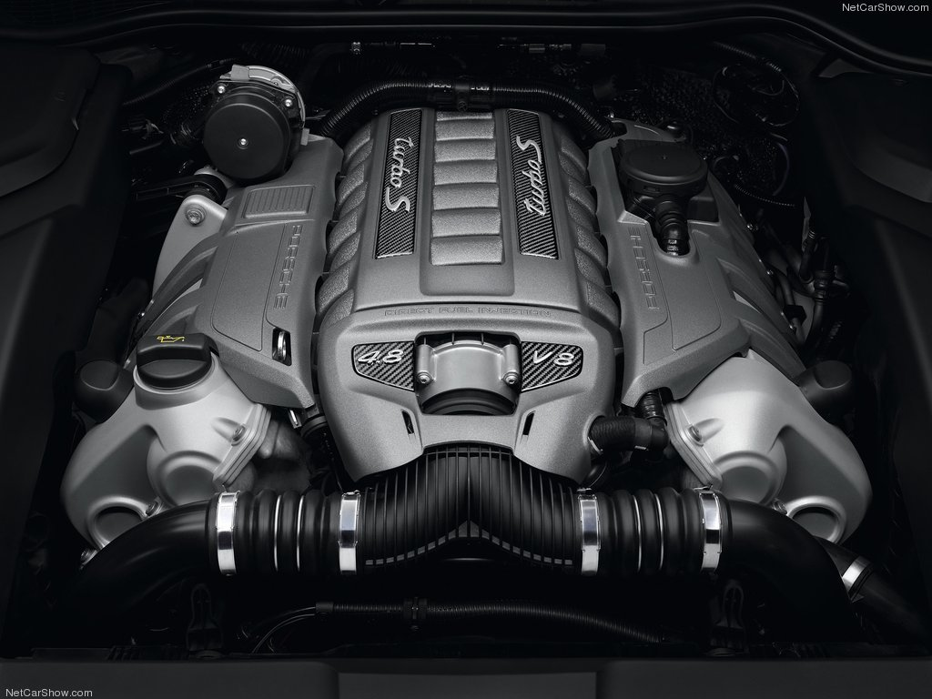 Porsche Cayenne Turbo S Mk Ii Laptimes Specs Performance
