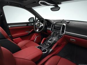 Photo of Porsche Cayenne Turbo S Mk II
