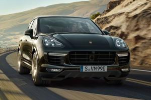 Picture of Porsche Cayenne Turbo S (Mk II facelift)