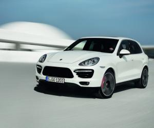 Picture of Porsche Cayenne Turbo S