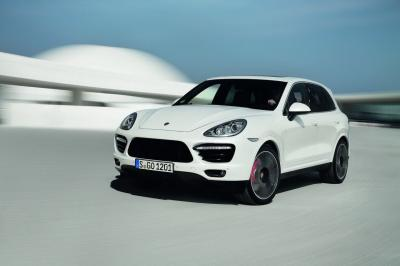 Image of Porsche Cayenne Turbo S