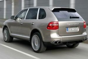 Picture of Porsche Cayenne Turbo S (Mk I facelift)