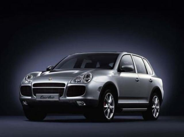 Image of Porsche Cayenne Turbo
