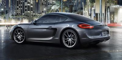 Porsche Cayman 981 Technische Daten 0 100 Beschleunigungszeiten Accelerationtimes Com