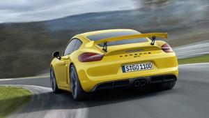 Photo of Porsche Cayman GT4 981