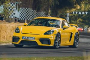 Picture of Porsche Cayman GT4 (718)