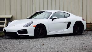 Photo of Porsche Cayman GTS 981