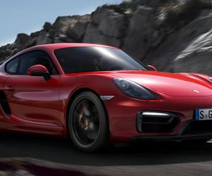 Picture of Porsche Cayman GTS (981)