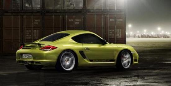 Image of Porsche Cayman R
