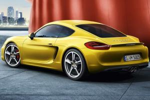 Picture of Porsche Cayman S (981)