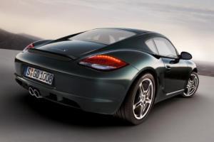 Picture of Porsche Cayman S (987 facelift)