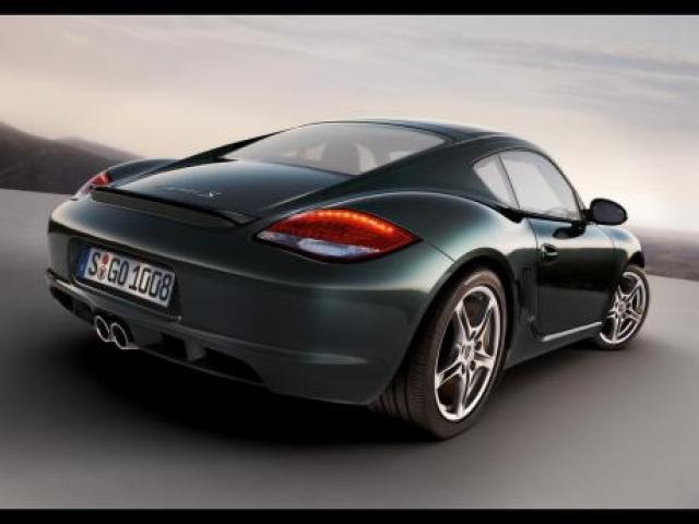 Image of Porsche Cayman S