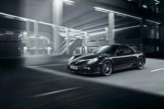 Image of Porsche Cayman S Black Edition