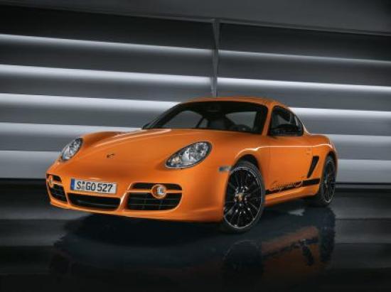 Image of Porsche Cayman S Sport