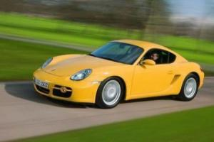 Picture of Porsche Cayman (987)
