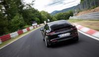 Cover for Porsche claim new Nürburgring 4-door lap record for Panamera