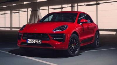 Image of Porsche Macan GTS