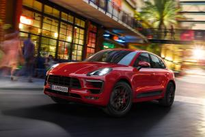 Picture of Porsche Macan GTS