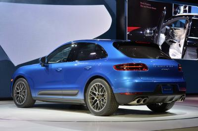 Image of Porsche Macan S