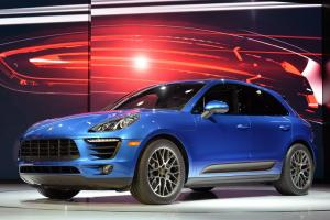 Picture of Porsche Macan S