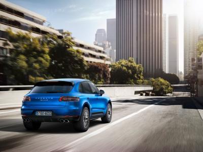 Image of Porsche Macan Turbo