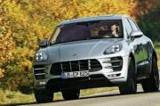 Image of Porsche Macan Turbo