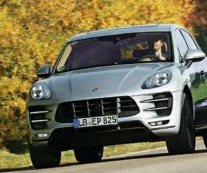 Picture of Porsche Macan Turbo (400 PS)