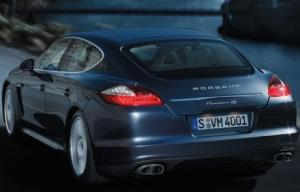 Photo of Porsche Panamera 4S Mk I