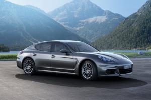 Picture of Porsche Panamera 4S (Mk I facelift)
