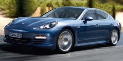 Image of Porsche Panamera 4S