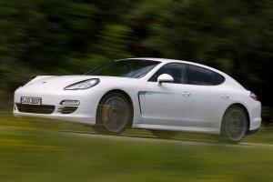 Picture of Porsche Panamera Diesel (Mk I)