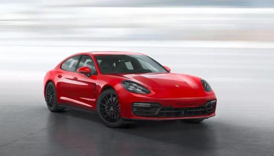 Image of Porsche Panamera GTS
