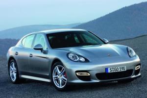 Picture of Porsche Panamera S