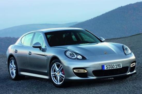 Image of Porsche Panamera S