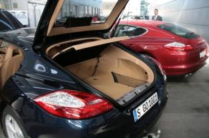 Photo of Porsche Panamera Sport Chrono Turbo