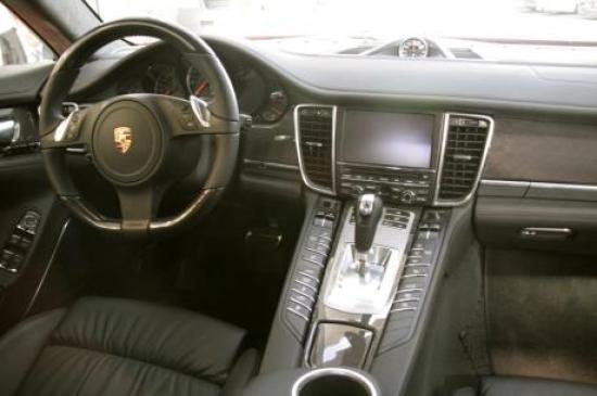 Image of Porsche Panamera Sport Chrono Turbo
